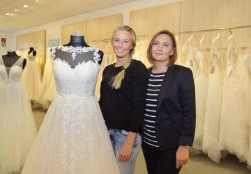 Elina Warkentin und Irina Bocevski freuen sich auf Ihre Bräute
