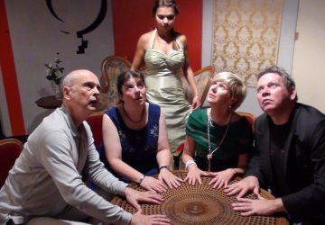Mindener VHS-Theater bringt Gruselklassiker auf die Bühne