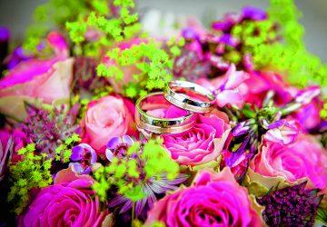 Hochzeitsmessen liefern Ideen und geben Tipps für den Tag der Vermählung