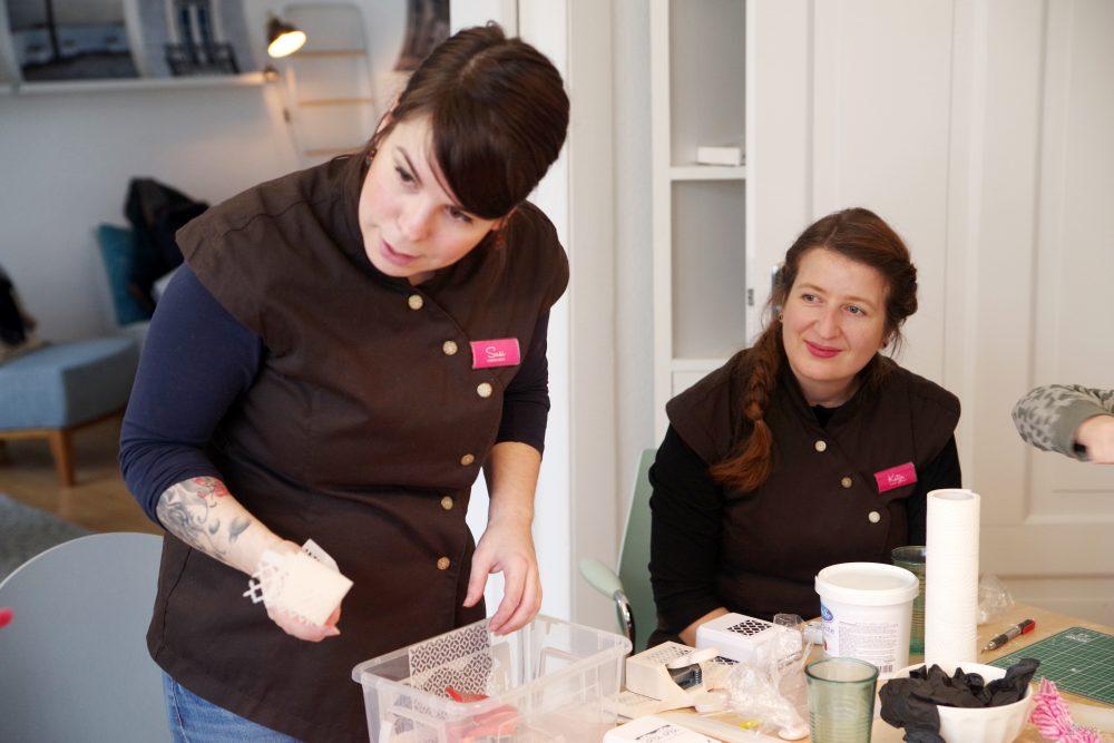 Küchen-Miezen: Kuchendekoration ist mehr als nur eine Leidenschaft