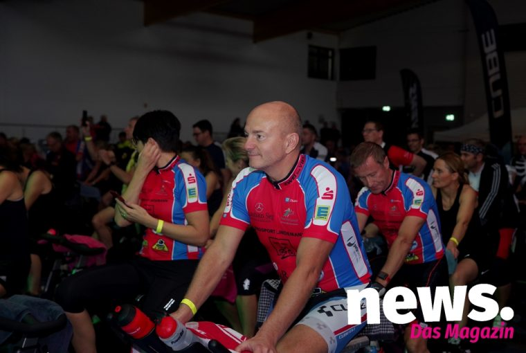 Indoor Cycling Marathon