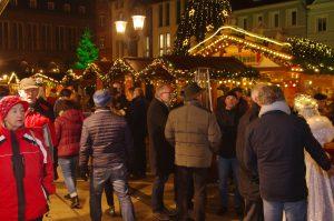 Weihnachtsmarkt Minden