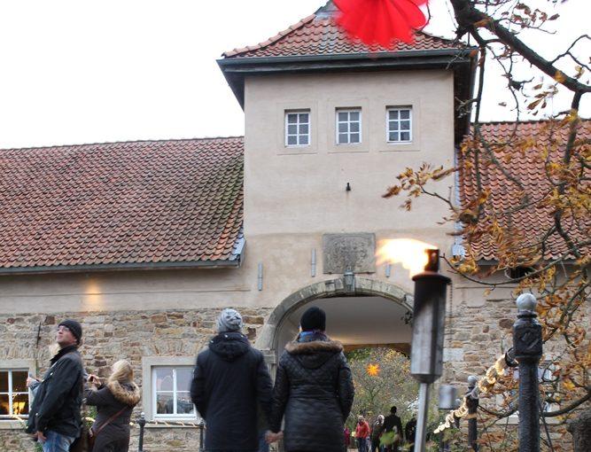 Novemberklüngel, Rittergut Remeringhausen, Stadthagen