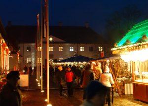 Weihnachtsmarkt Auf Schloss Benkhausen