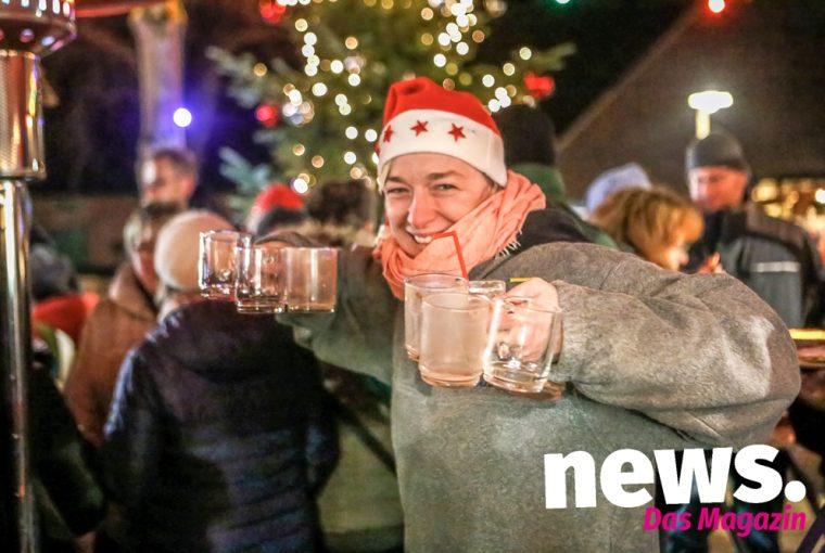 Das Weihnachtsdorf Hahlen hat viele Facetten und wird dafür geliebt