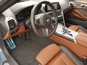Autotest: Der BMW 840d xDrive