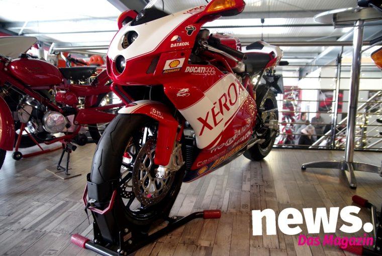 Weihnachtsfeier Ducati Melle