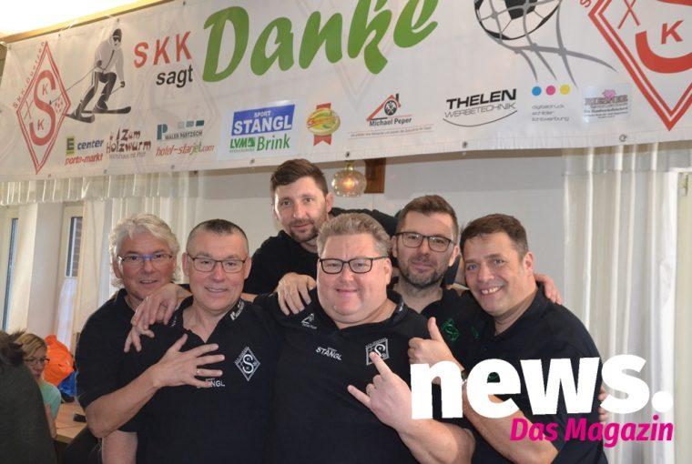 Kickerturnier der Skisparte SKK Dützen in Minden