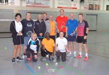 Business Badminton svkt