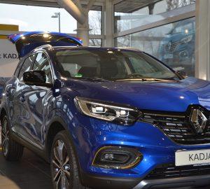 Vorstellung vom neuen Renault Kadjar bei Kleinmeier in Minden-Hahlen