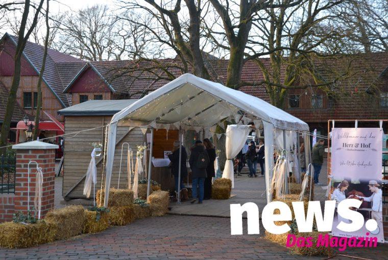 Hochzeitsmesse auf Hof Frien