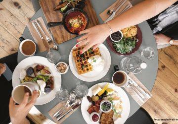 Frühstück ein Traum