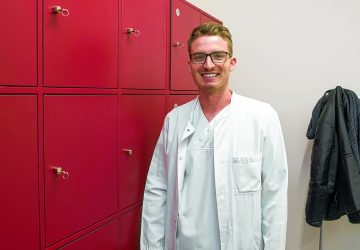 22 angehende Mediziner starten mit dem Praktischen Jahr im Johanes-Wesling-Klinikum