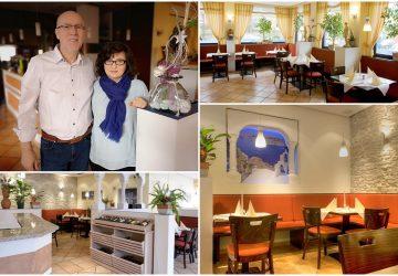 Das Portaner Restaurant Odysseus besteht seit 25 Jahren
