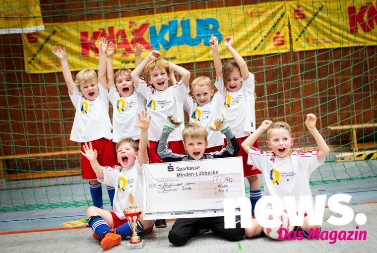 Knax-Cup der Sparkassen Minden-Lübbecke Kampa-Halle