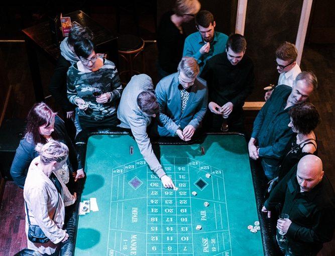 Casino Night Im Adiamo In Bad Oeynhausen News Das Magazin
