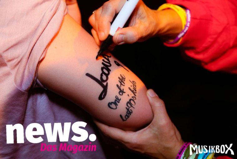 Loona live & MillionDollar$mile in der Mindener Musikbox März