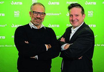 Mit erweiterter Geschäftsführung will ATB Water international expandieren