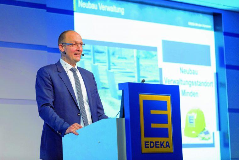 Edeka Minden-Hannover baut neue Unternehmenszentrale in Minden