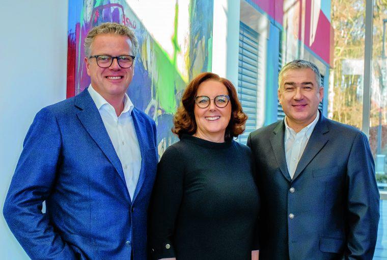 Jürgen Gerdes ist neuer Geschäftsführer der Porta-Holding
