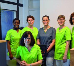 Dr. Tanja Winter übernimmt Zahnarztpraxis von Dr. Jürgen Kromer