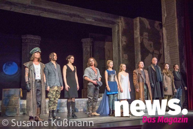 Premiere Richard III. im Stadttheater Minden