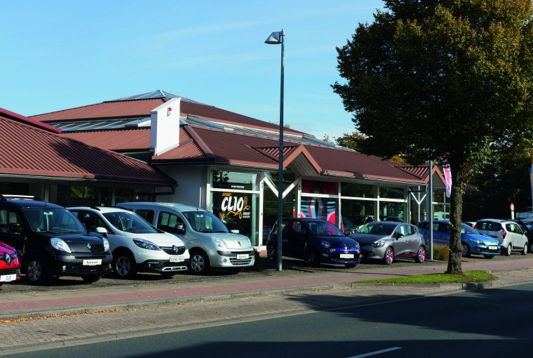 Kleinemeier GmbH & Co. KG zu einem der erfolgreichsten Autohäuser in der Region Minden