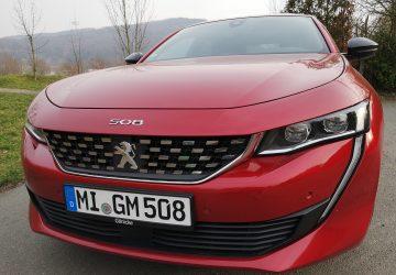 Autotest Peugeot
