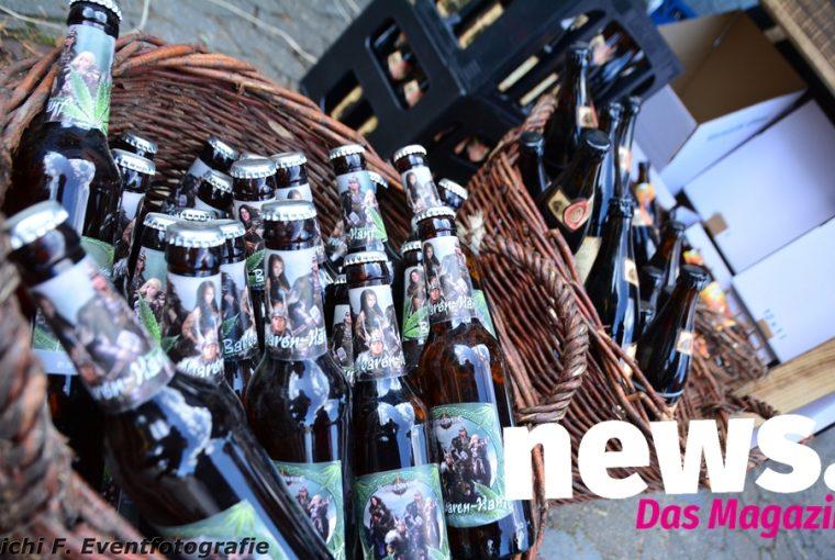 Lagerverkauf bei Beerenweine, Minden, 3
