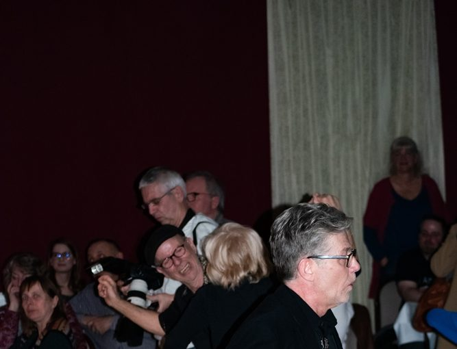 Kultur und Genus Eröffnung altes Amtsgericht Petershagen