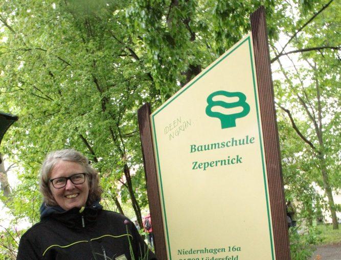 Pflanzentage auf dem Rittergut Remeringhausen 2019