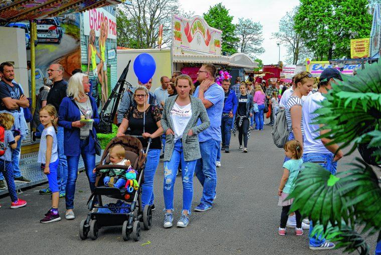 Frühjahrsmarkt Hille