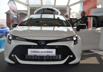 Neuer Toyota Corolla im Autohaus Nobbe in PW-Barkhausen