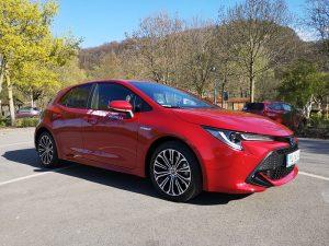 Heute im Autotest: Der neue Toyota Corolla