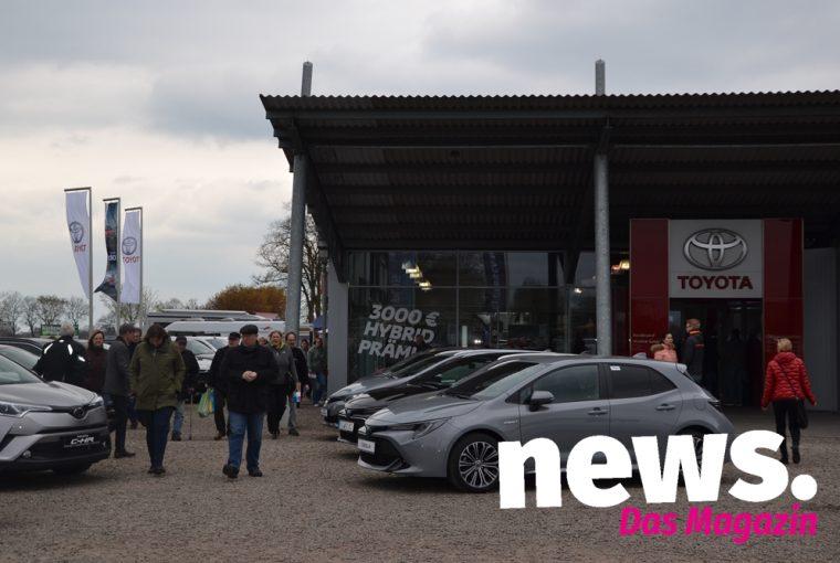 Kieken un Koepen in Großenvörde 2019