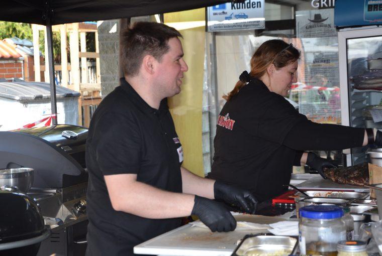 Season Opening im BBQ Saloon MInden 2019