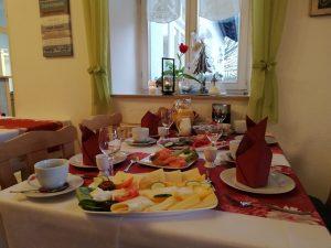 """Pension, Cafe und Restaurant """"Zur Mühlenwirtin"""" setzt auch auf die saisonalen Gerichte"""