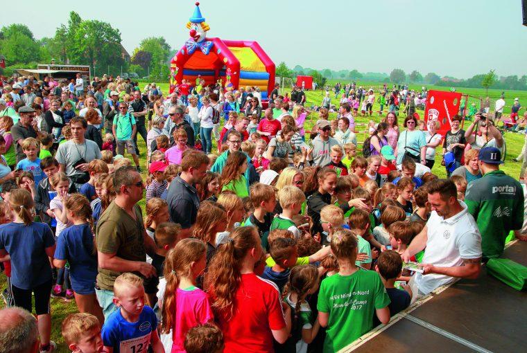 Sportfest in Friedewalde vom 30. Mai bis 3. Juni