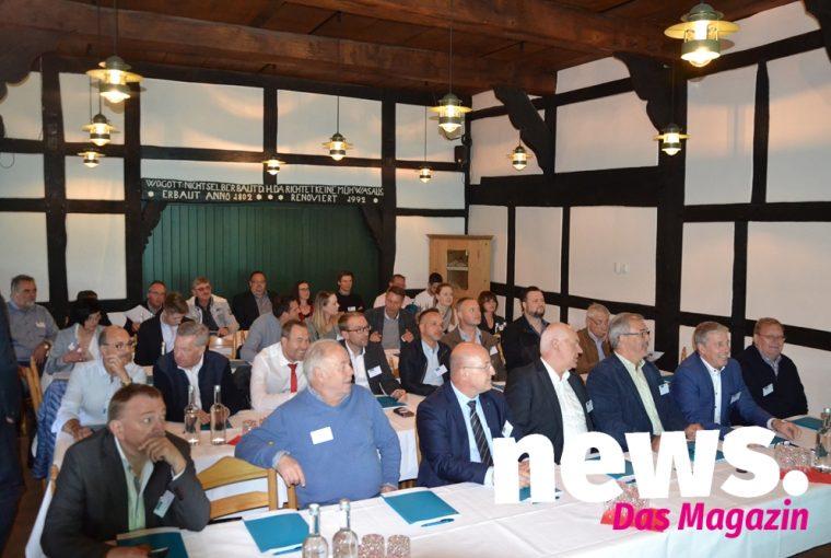 Informationsveranstaltung von T. Horstmann -Franchisepartner von Dr. Klein in Hille