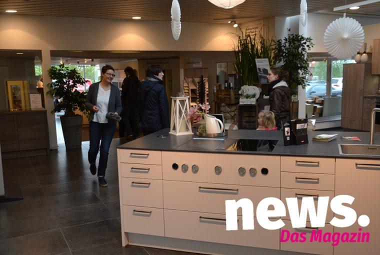 Verkaufsoffener Sonntag bei Küchencentrum und Möbel Holtmann