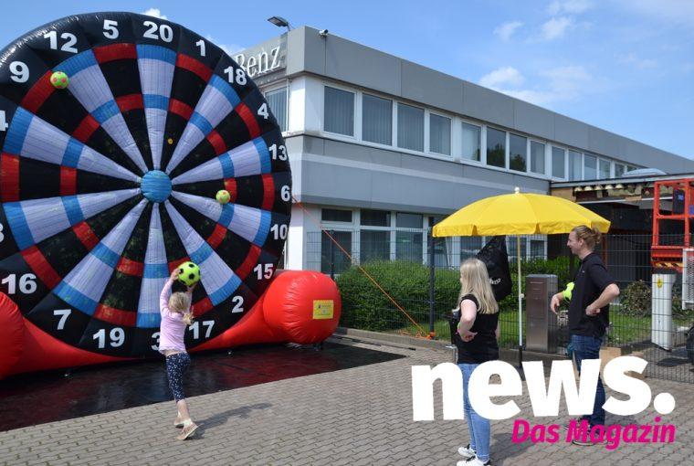 Eröffnung des VanPro Centers von Autohaus Sieg