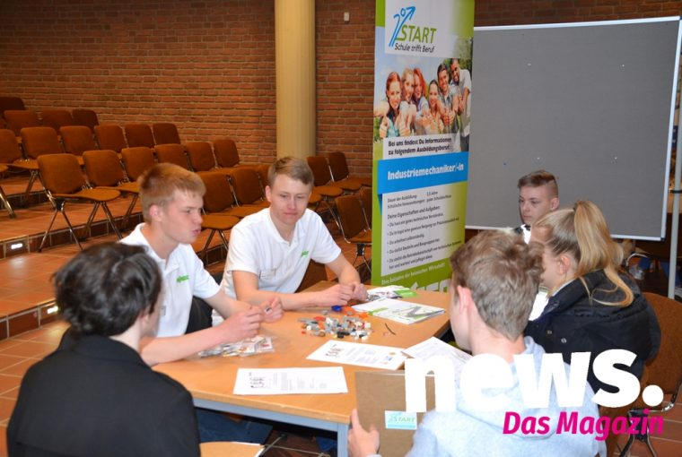 START-Event in Realschule PW-Hausberge