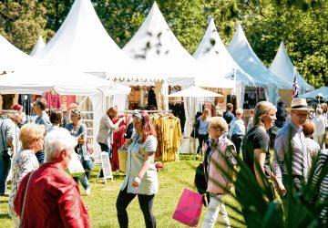 Gartenfestival Herrenhausen. Foto: Evergreen