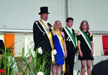 Todtenhausen Dorfschützenfest vom 24. Mai bis 3. Juni