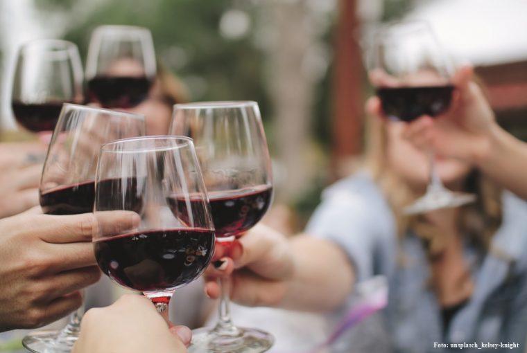 Weinfest Minden Juni 2019