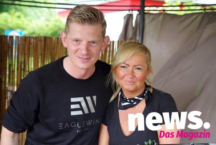 Vatertag an der Schiffmühle in Minden 2019