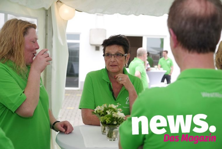 Tag der offenen Tür zum 20 Jährigen Bestehen von der Firma Westwood in Petershagen