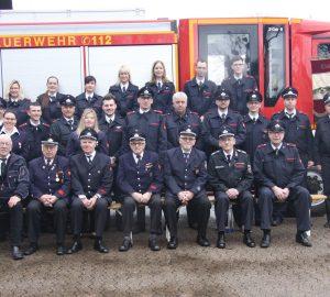 Die Freiwillige Feuerwehr des Portaner Ortsteils feiert am 6. Juli ihr 112. Bestehen und Ihr seid herzlich eingeladen.