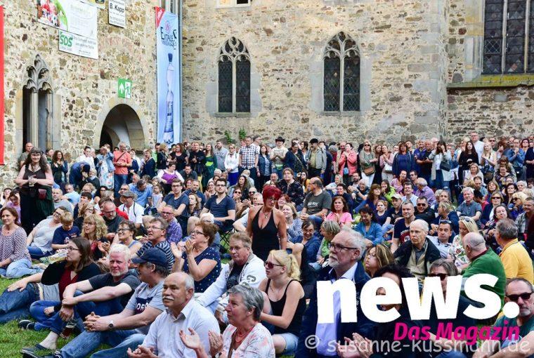 Irish Folk Festival im Kloster Möllenbeck 2019