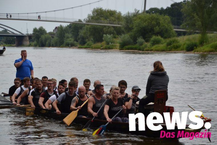 Weserdrachen-Cup an der Weserpromenade 2019